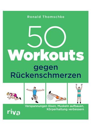Buch: 50 Workouts gegen Rückenschmerzen
