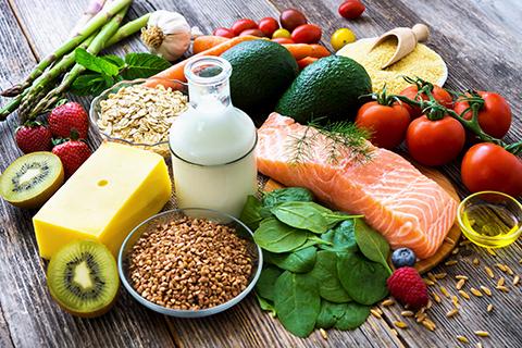 Eine an das Training angepasste Ernährung fördert die Regeneration
